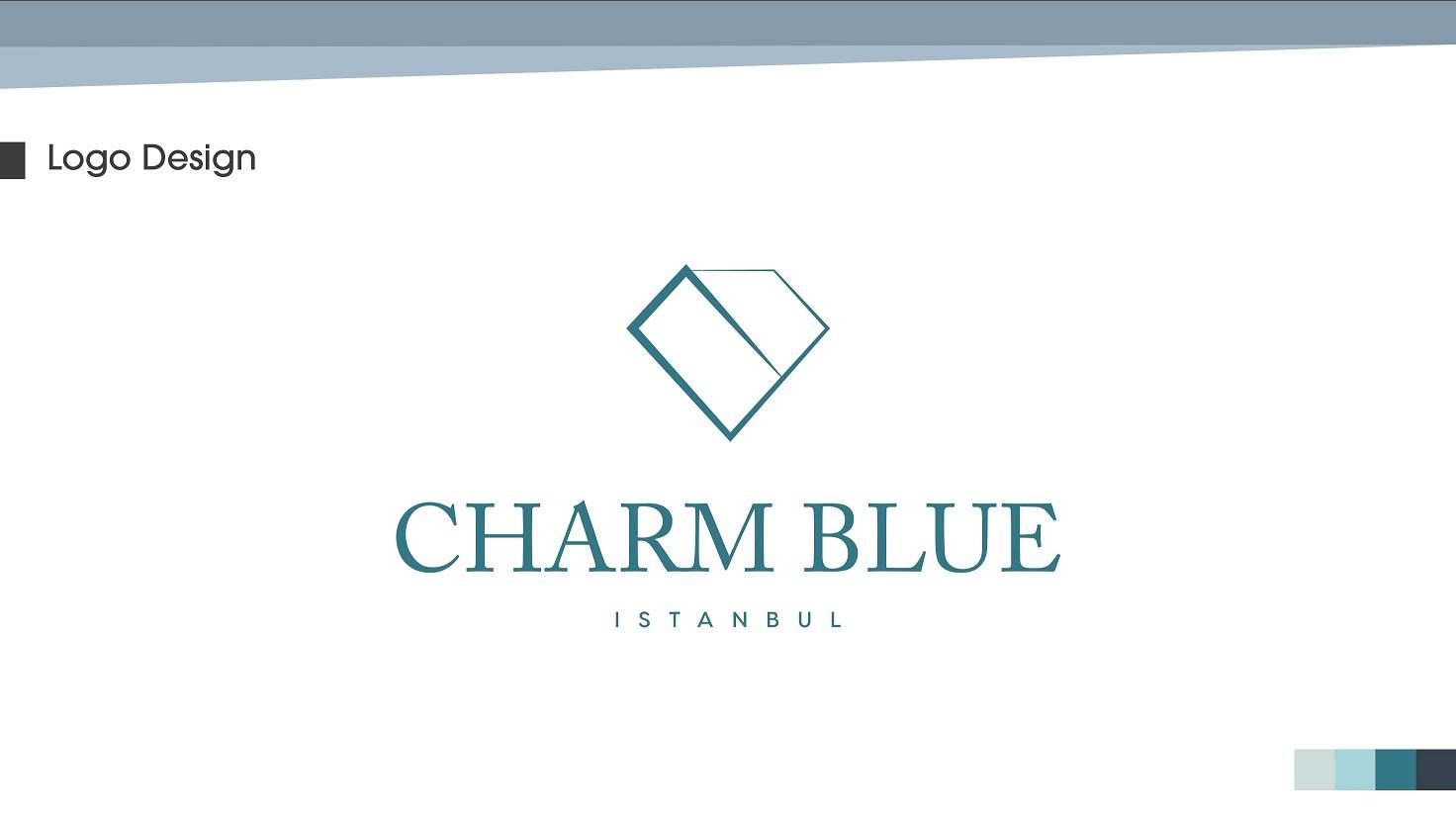 Charm Blue